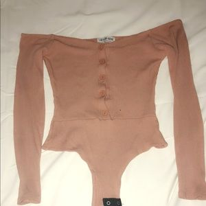 body suit perfect for fall!